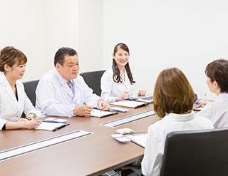 医師の勉強会